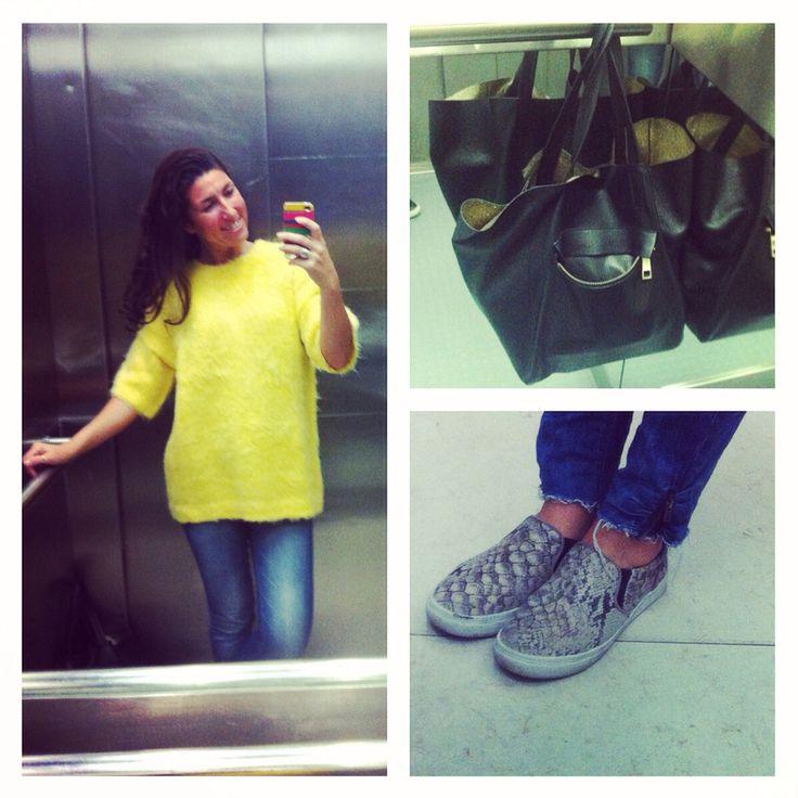 Yellow cosy mood...