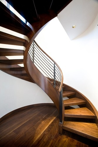 Silo Stairway Design Ideas, Pictures, Remodel And Decor