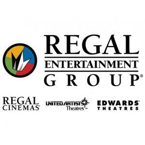 4 VIP Super Saver e-Tickets to Regal Entertainment Group : $26