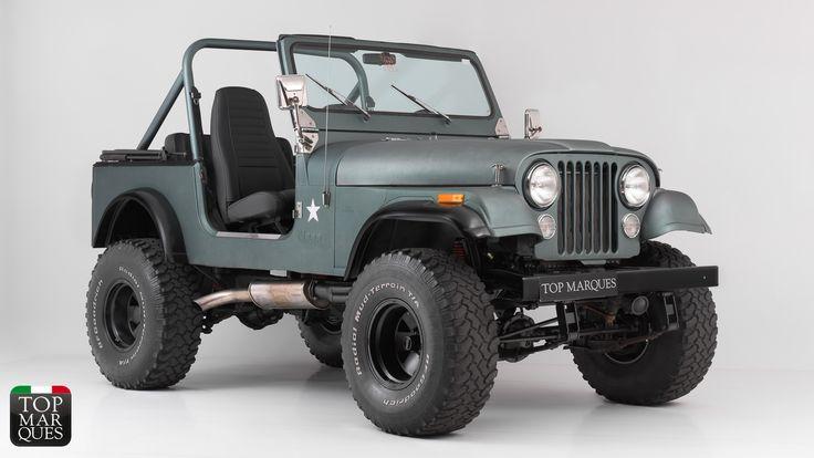 1985 Jeep CJ - 7   Classic Driver Market