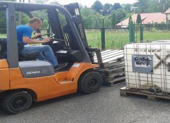 Kurs na wózki widłowe. Opole. Cena promocyjna (Opole)