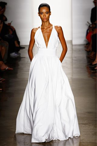 Amazing white dress  Sophie Theallet Spring 2012 Ready-to-Wear: Wedding Dressses, Style, White Fashion, Dreams Wedding Dresses, Theallet Spring, Maxis Dresses, Sophie Theallet, Beach Wedding, White Gowns