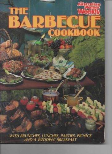 Barbecue-Cook-Book-FREE-AUS-POST-very-good-used-condition-paperback-1990