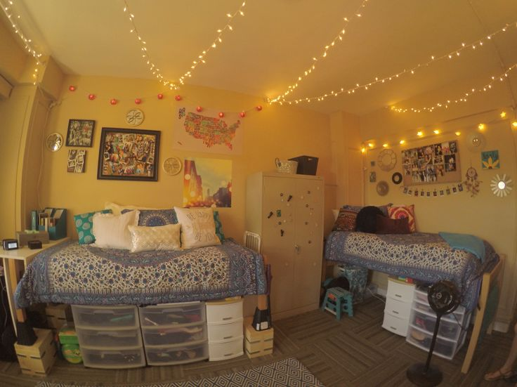 My Dorm Room At Point Park University In 2019