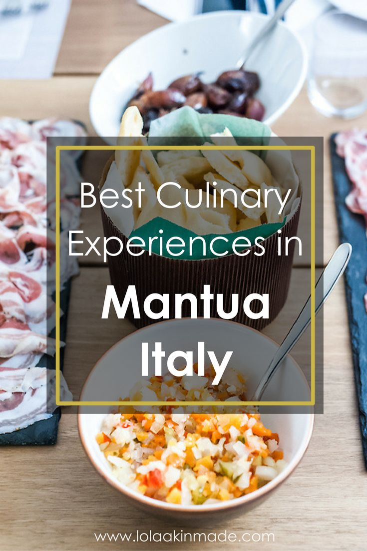 Culinary experiences in Mantua, Italy that are worth trying on your next visit!  Mantua is a historic and often over-looked town in the Lombardy region of Italy and is known for its magnificent cuisines.   Geotraveler's Niche Travel Blog: Exploring Culture Through Food, Tradition and Lifestyles