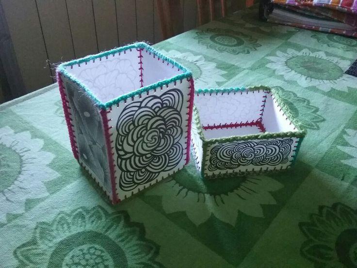 Box handmade #EliderCreation, #Handmade