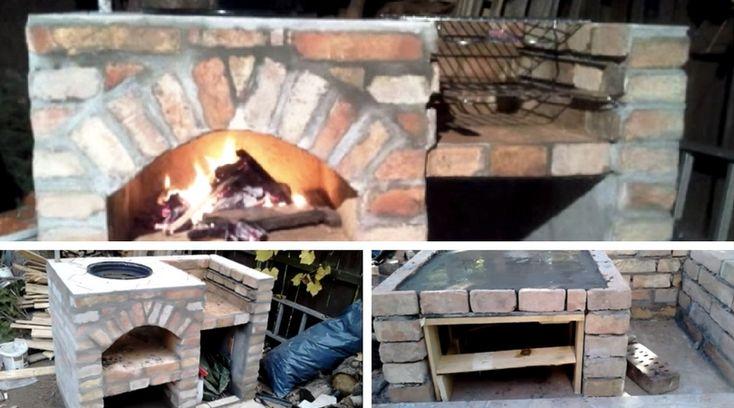 Így építs saját kezűleg fillérekből kerti grillezőt, szalonnasütőt és bográcsozót!