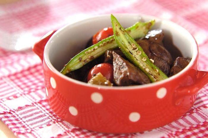 鉄分たっぷりレシピでおいしく貧血予防。暑い夏を元気に乗り切ろう! | キナリノ