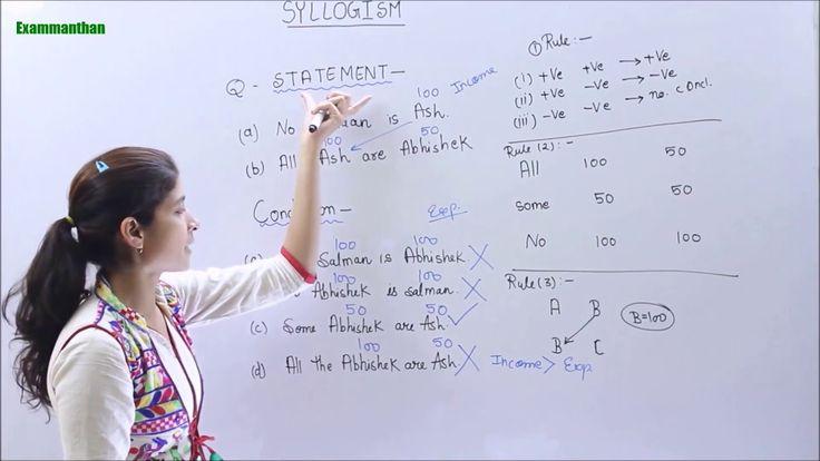 Reasoning syllogism tricks without use of venn diagram for ibps po reasoning syllogism tricks without use of venn diagram for ibps po rai ssc exam preparation pinterest venn diagrams ccuart Choice Image