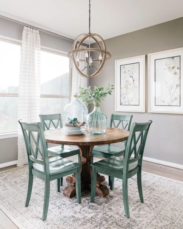 14 Beach Style Dining Room Inspiration | Home Overload