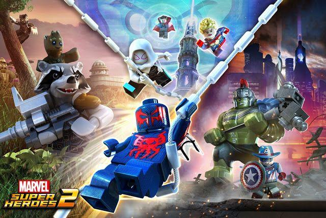 Disney Fan Collector: Nuevo trailer de LEGO Marvel Super Heroes 2
