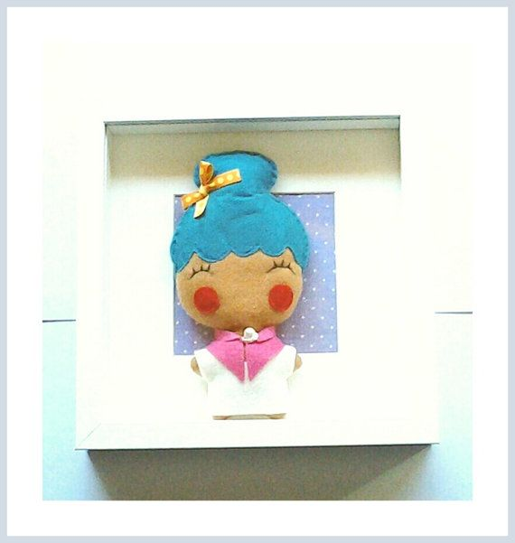 Doll Florinda by Senhorinha on Etsy