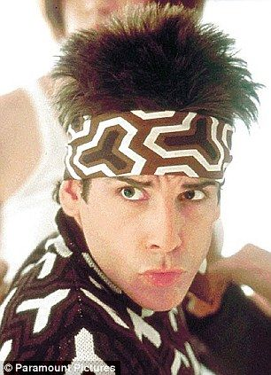 Reference for Zoolander costume