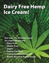 Hemp Ice Cream