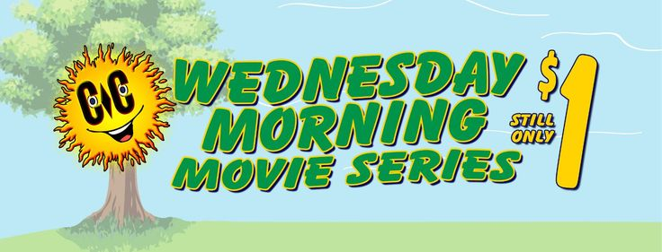 $1 movie wednesday
