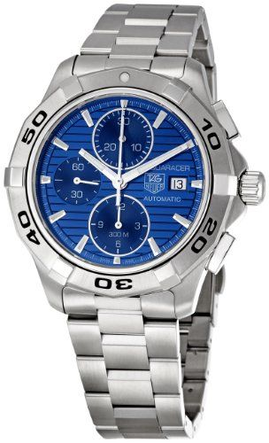 TAG Heuer Men's CAP2112.BA0833 Aquaracer Chronograph Watch reviews — Buy Cartier Watches Reviews - Best Luxury Watches