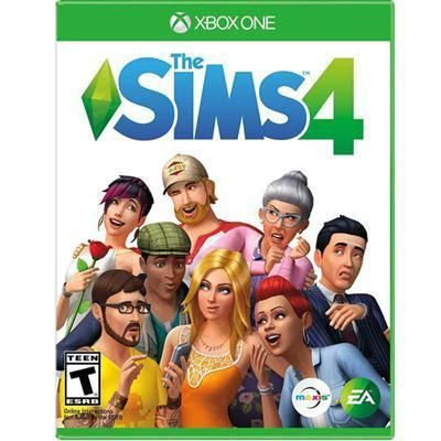 The Sims 4 Xb1