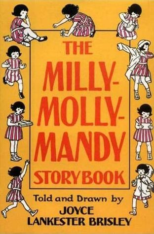 Milly Molly Mandy Books. My childhood right here <3