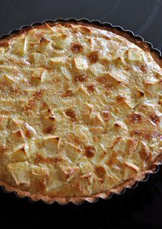 """La tarte alsacienne aux pommes de ma mère Ce matin, la toute jeune entreprise HelloFresh (voir mon billet sur le sujet) lance un très joli concours de recettes, spécial fêtes des mères. Le thème précis est """"Partagez la recette de votre maman que vous préférez."""" Le gagnant recevra un panier-recettes..."""