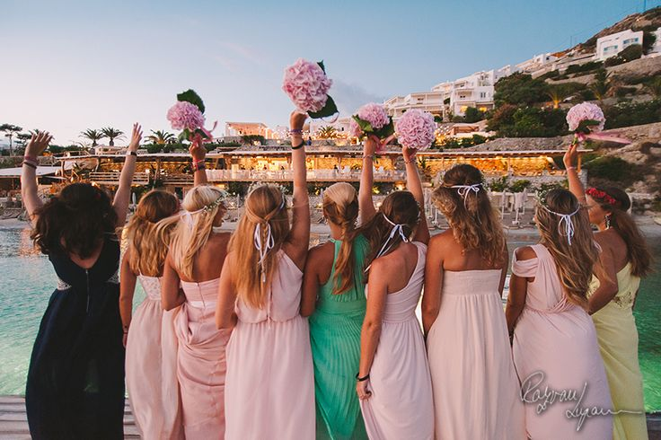 bridesmaid's Girls