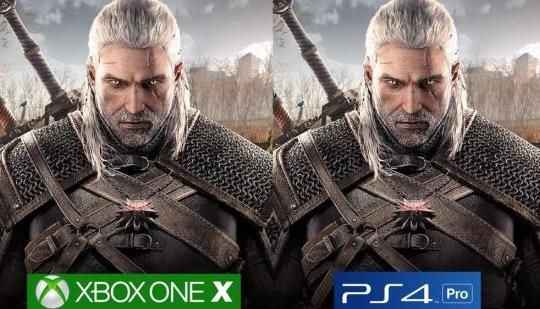 The Witcher 3 Xbox One X Is Head And Shoulders Above The PS4 Pro Version: Head to head comparison between the PS4 Pro and Xbox One X…