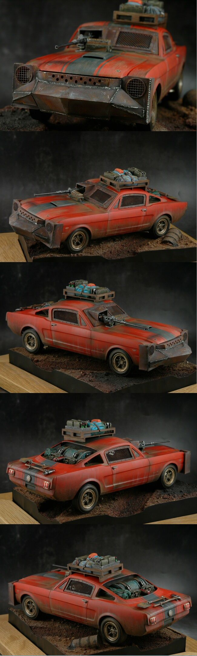 '66 Ford Shelby Zombie Hunter