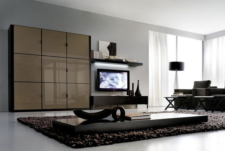 living room cupboards cabinets picture idea Desktop Backgrounds