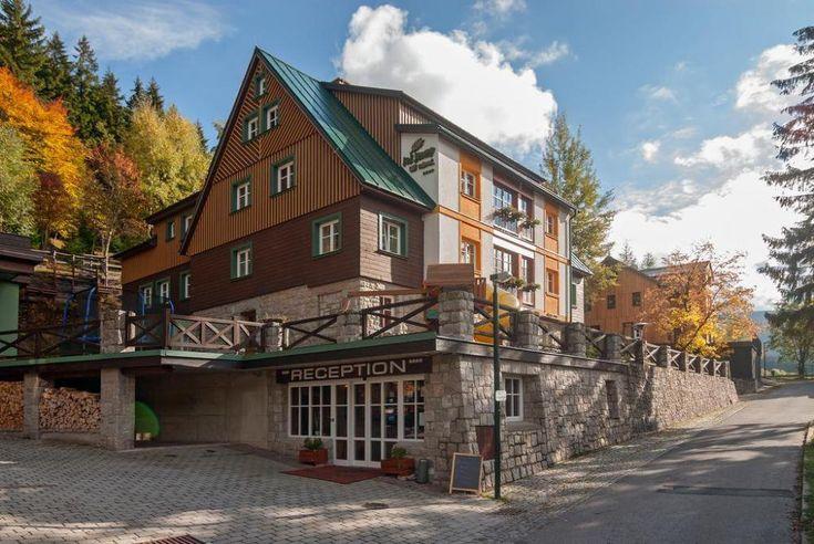 , Hotel Pod Jasany ***, Špindlerův Mlýn