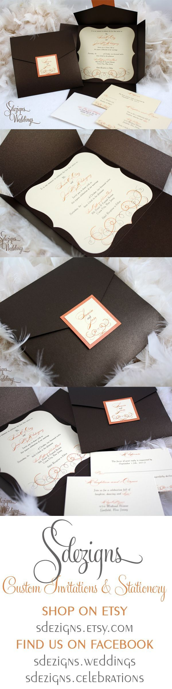 white and gold wedding invitations%0A  Black  u     White Wedding Invitation    Wedding ideas for brides  grooms