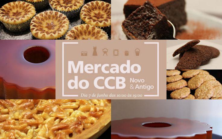 Mercado do CCB este próximo domingo, mais um evento da Doce Sentido para este fim de semana!