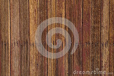 A texture of some old and weathered wooden panels