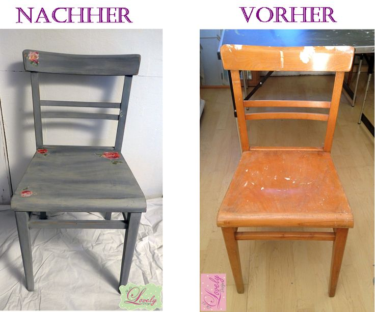 12 best dresser upcycling images on Pinterest Painted furniture - shabby chic vorher nachher