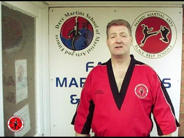 Family Martial Arts by Master David Martin. Martial Arts in Maidstone,