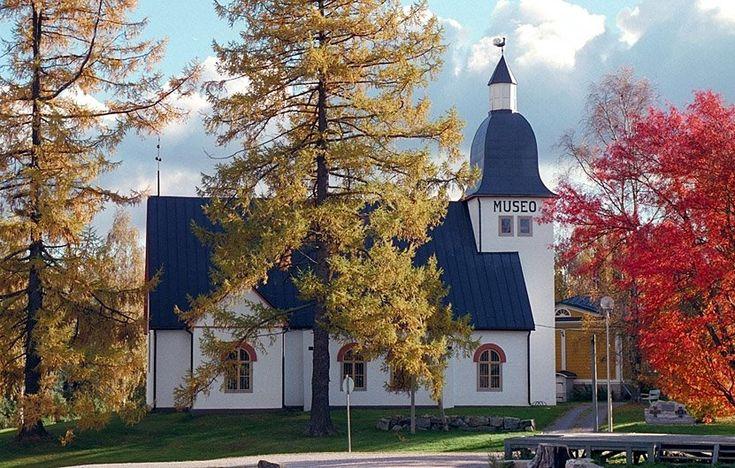 Ilmajoen museo, Ilmajoki Museum (it was a chapel 1861-1939).