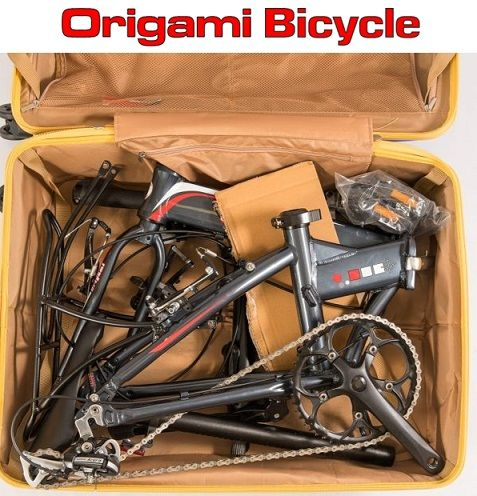 30 Best Origami Bicycle Company Llc Images On Pinterest Change