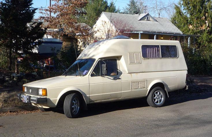 Small Diesel Trucks VW | CC Capsule: VW Diesel Pickup (Caddy) Camper – The Veggie-Bago