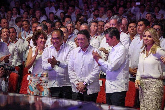 Peña Nieto y Héctor Astudillo inauguran Tianguis Turístico Acapulco 2017 - http://www.notimundo.com.mx/acapulco/tianguis-turistico-acapulco-2017/
