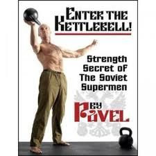 Enter the Kettlebell by Pavel Tsatsouline   This is a must read if you train with Kettlebells.
