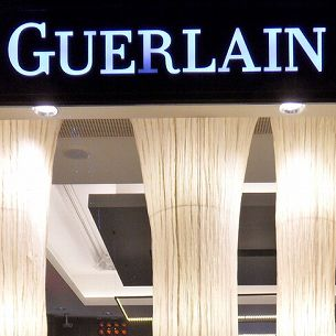 guerlain with washi