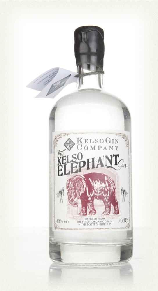 Le gin d'éléphant de Kelso