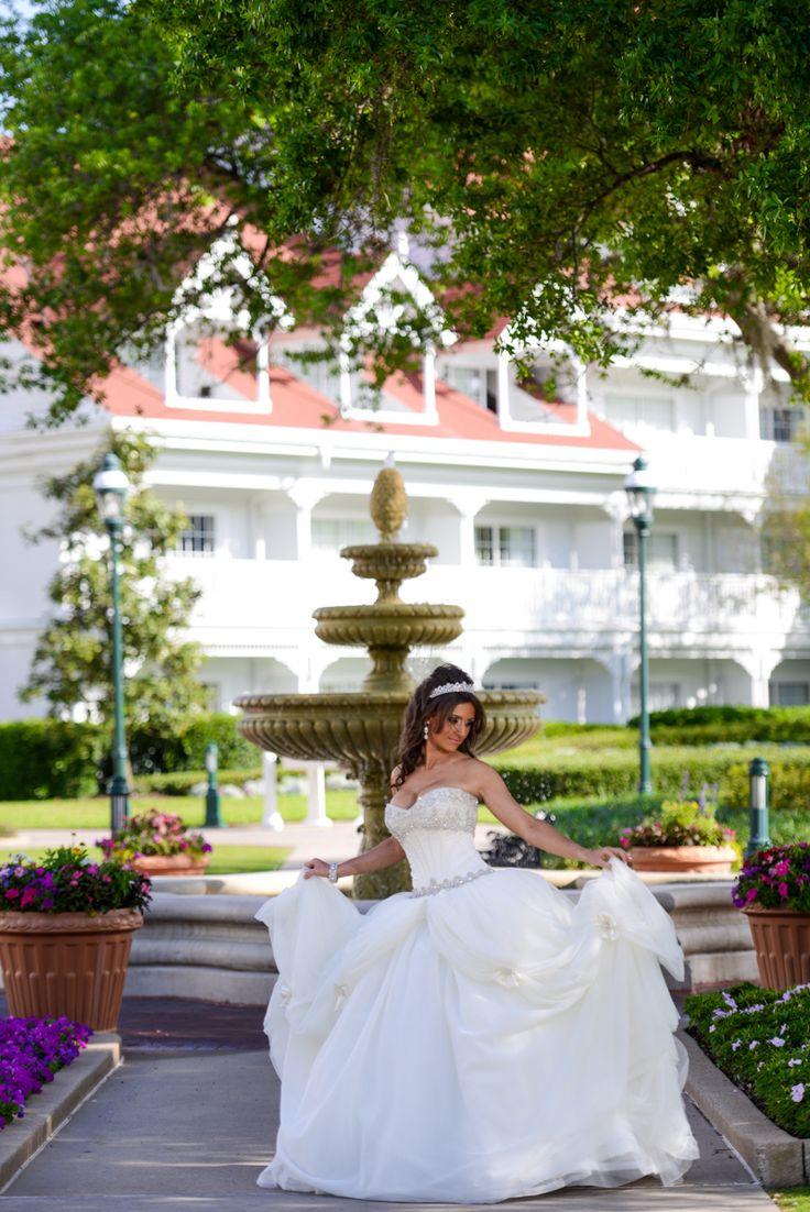 1000 Ideas About Disney Wedding Gowns On Pinterest