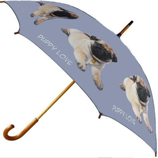 Paraplu Mops Baby
