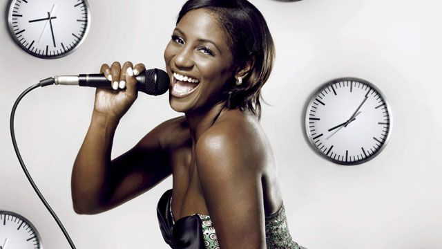 The Netherlands: Edsilia Rombley to co-host Eurovision in Concert