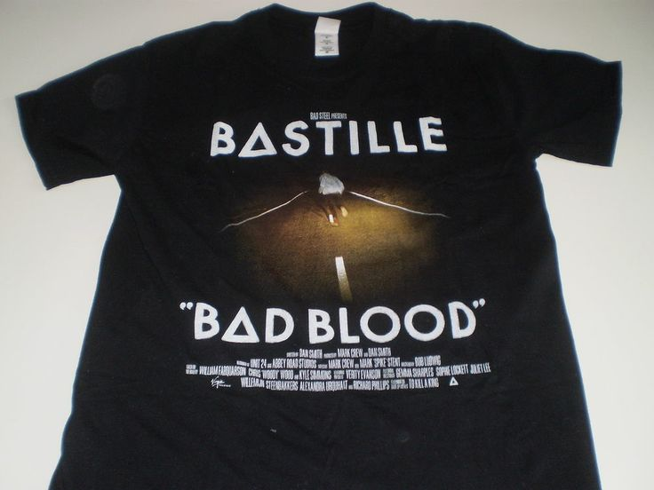 bastille logo shirt