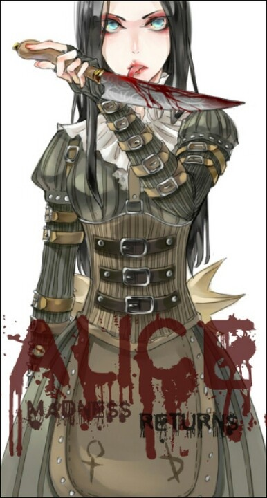 Alice: Madness Returns - Love the art here!