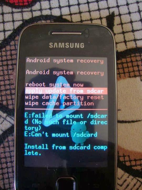 Topik kali ini mengenai :Cara root Samsung Galaxy Young GT-S5360 / Cara root Galaxy Y tanpa Pc atau tanpa komputer. Apakah anda tertarik untuk memodifikasi operating sistem dari smartphone?