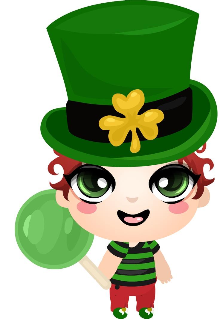 Irish Lucky Boy