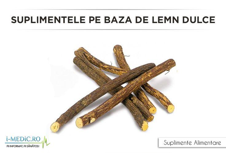 Lemnul dulce a fost folosit in tratarea racelii, in prevenirea si in tratarea inflamarii si aparitiei ulcerelor stomacale. Lemnul dulce a fost folosit si topic la nivelul scalpului pentru a impiedica producerea de ulei. http://www.i-medic.ro/diete/suplimente/informatii-despre-suplimentele-pe-baza-de-lemn-dulce