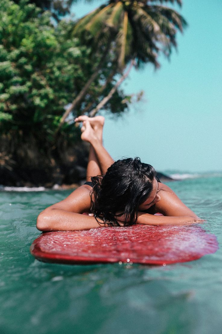 Wanderlust in Sri Lanka with Malia Murphey || Surfing our way through paradise