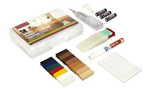 … http://www.franceparquets.fr/produit/picobello-g61403-kit-de-reparation-pour-meublesparquets-et-stratifies-en-bois-a-surface-laquee/